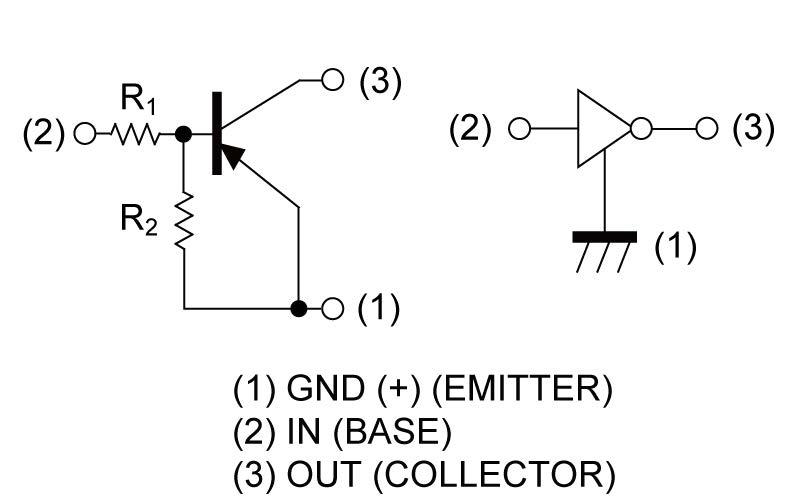 PDTA143ZT DIGITAL TRANSISTOR  PRE-BIASED  TO236AB